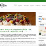 Brocksbushes: Farm Shop & Pick Your Own Fruit