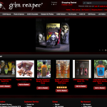 Grim Reaper Foods: Chilli Infused Oils and Sauces