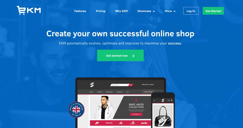 EKM: Building a Profitable E-commerce Store